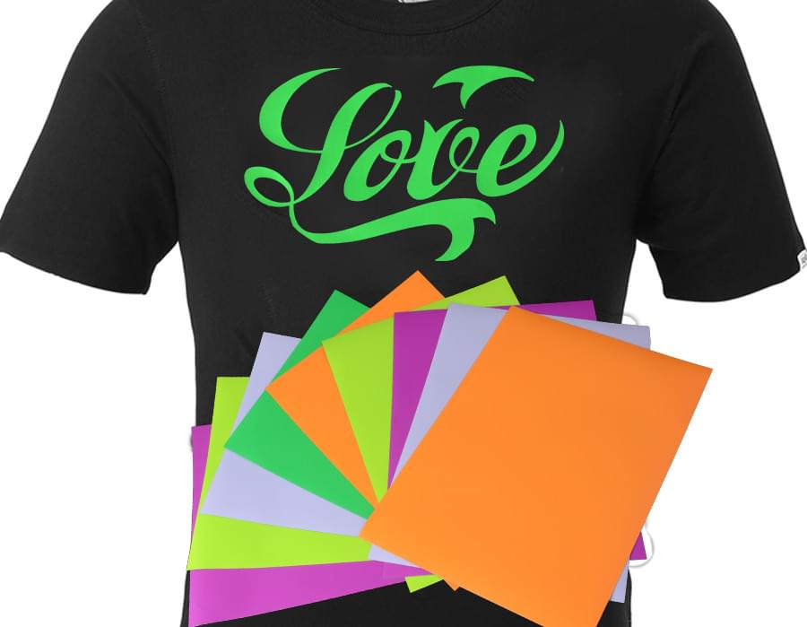 A4 size anti-sublimation heat transfer vinyl sheets
