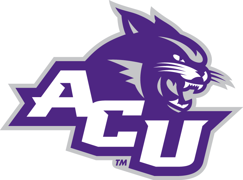 Abilene Christian Wildcats 2013-Pres Primary Logo iron on transfers for clothing