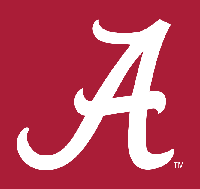 Alabama Crimson Tide 2001-Pres Alternate Logo v7 iron on transfers for clothing
