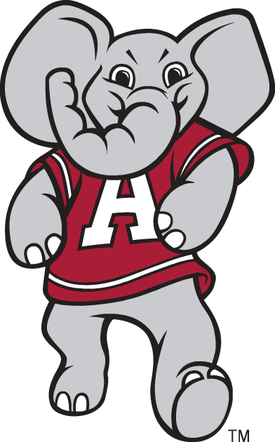 Alabama Crimson Tide 2001-Pres Mascot Logo iron on transfers for clothing