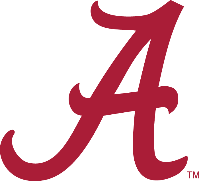 Alabama Crimson Tide 2001-Pres Secondary Logo iron on transfers for clothing