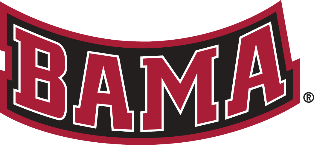 Alabama Crimson Tide 2001-Pres Wordmark Logo v4 iron on transfers for clothing