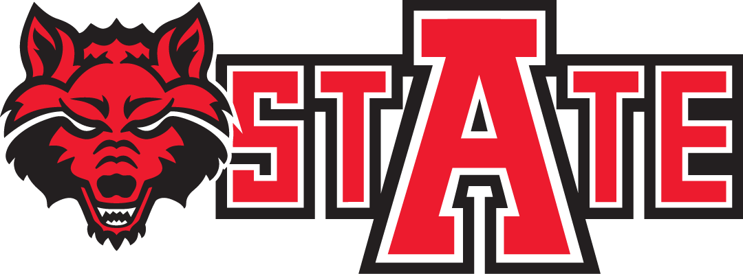 Arkansas State Red Wolves 2008-Pres Alternate Logo iron on transfers for clothing