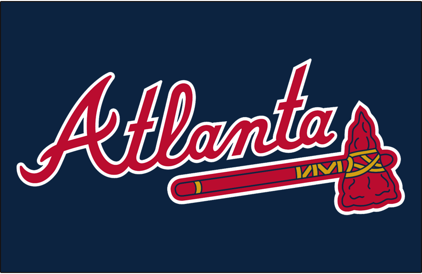 Atlanta Braves 2019-Pres Jersey Logo iron on transfers for clothing version 2