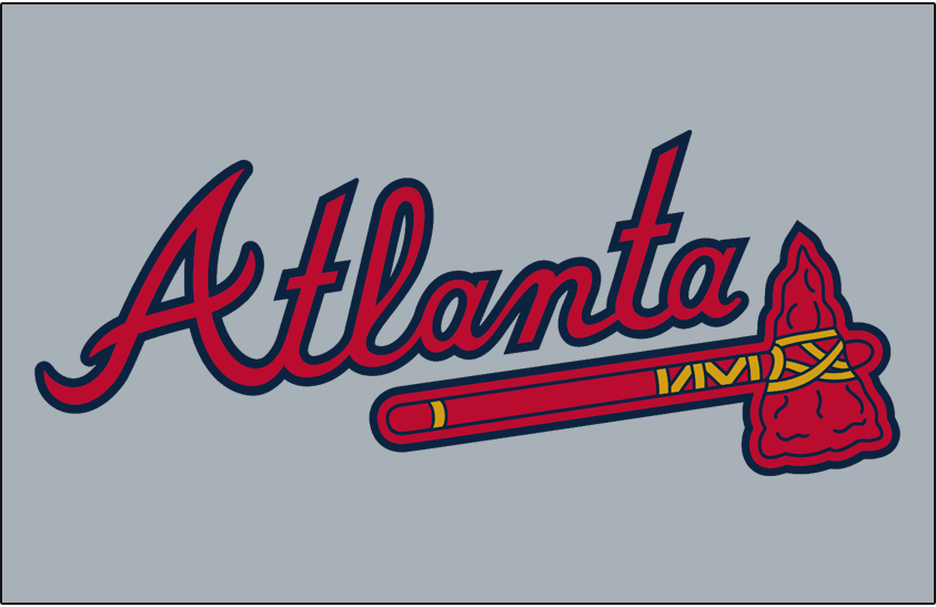 Atlanta Braves 2019-Pres Jersey Logo iron on transfers for clothing version 3