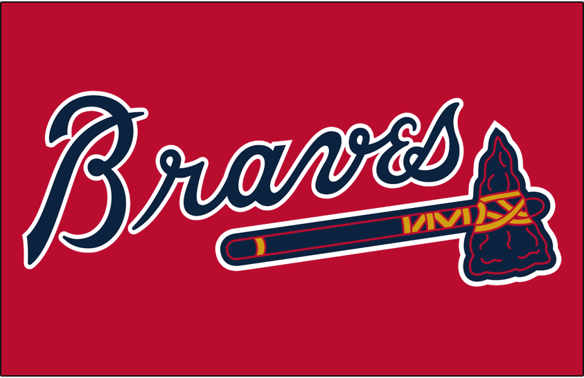 Atlanta Braves 2019-Pres Jersey Logo iron on transfers for clothing