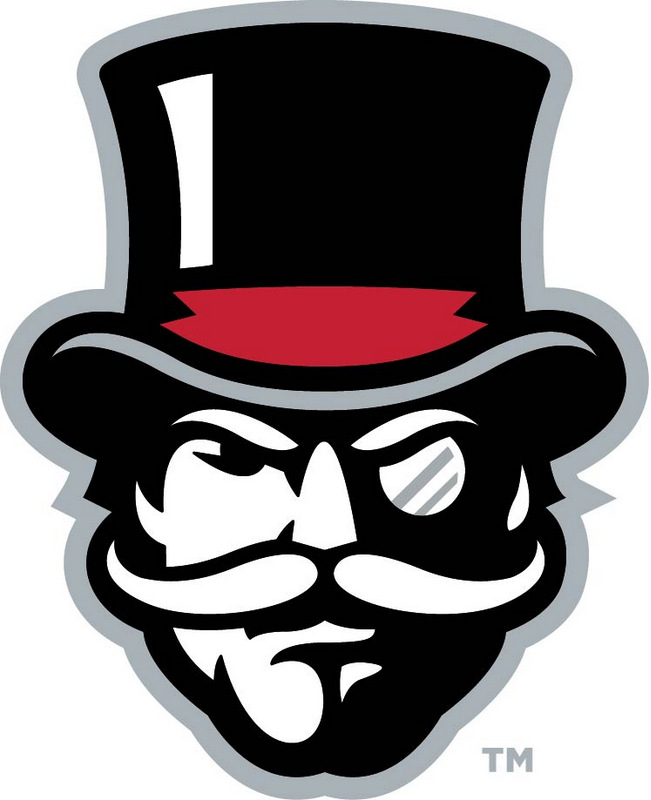 Austin Peay Governors 2014-Pres Alternate Logo v2 iron on transfers for clothing