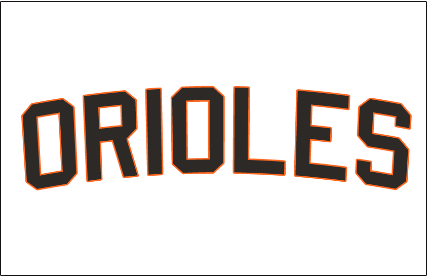 Baltimore Orioles 1963-1965 Jersey Logo iron on transfers for clothing
