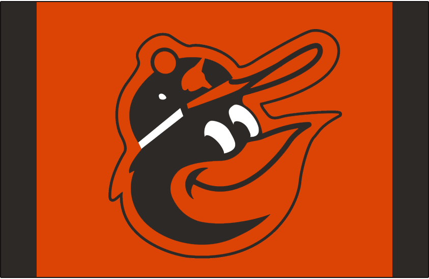Baltimore Orioles 1975-1976 Cap Logo iron on transfers for clothing