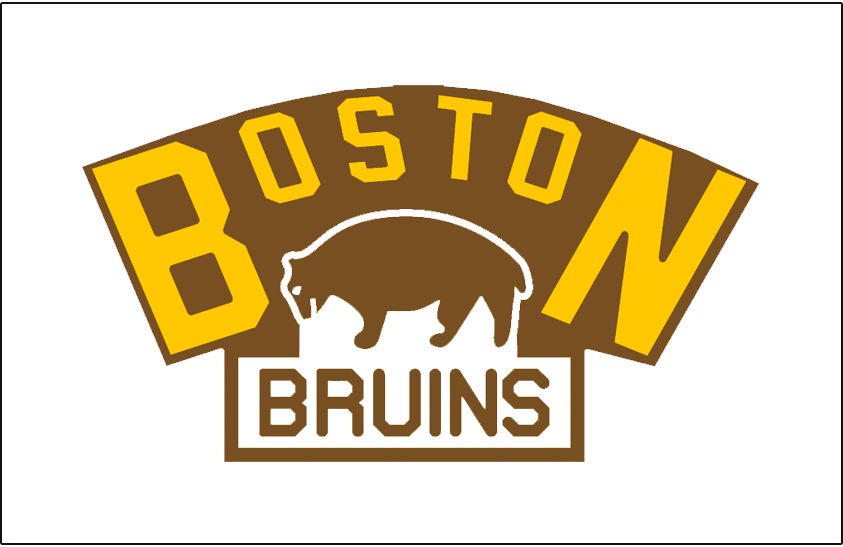 Boston Bruins 1926 Jersey Logo iron on transfers for clothing