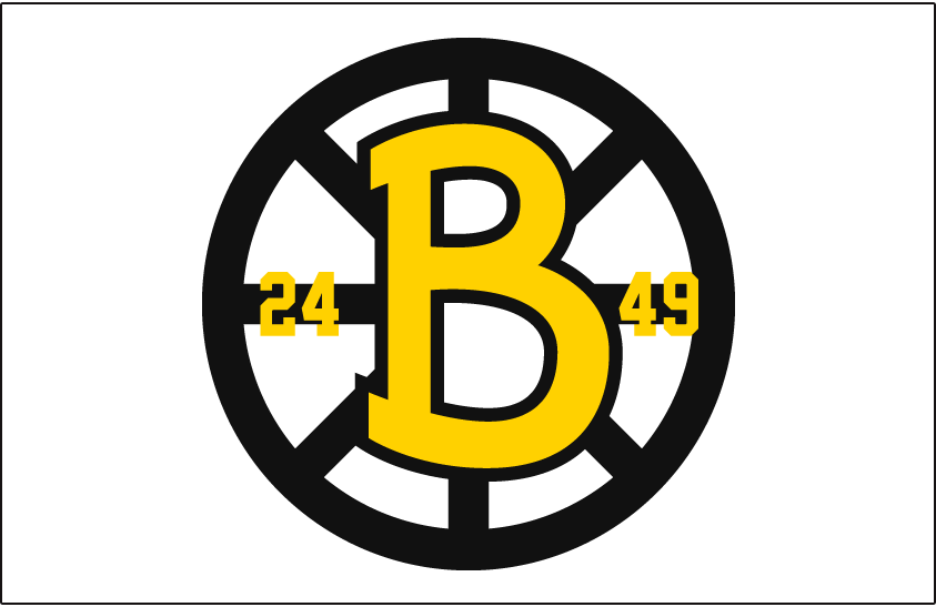 Boston Bruins 1949 Jersey Logo iron on transfers for clothing