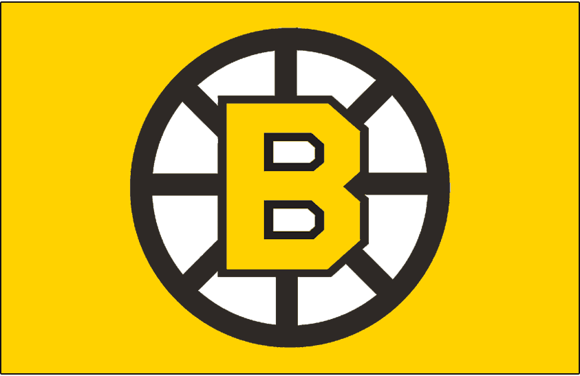 Boston Bruins 1955-1967 Jersey Logo iron on transfers for clothing
