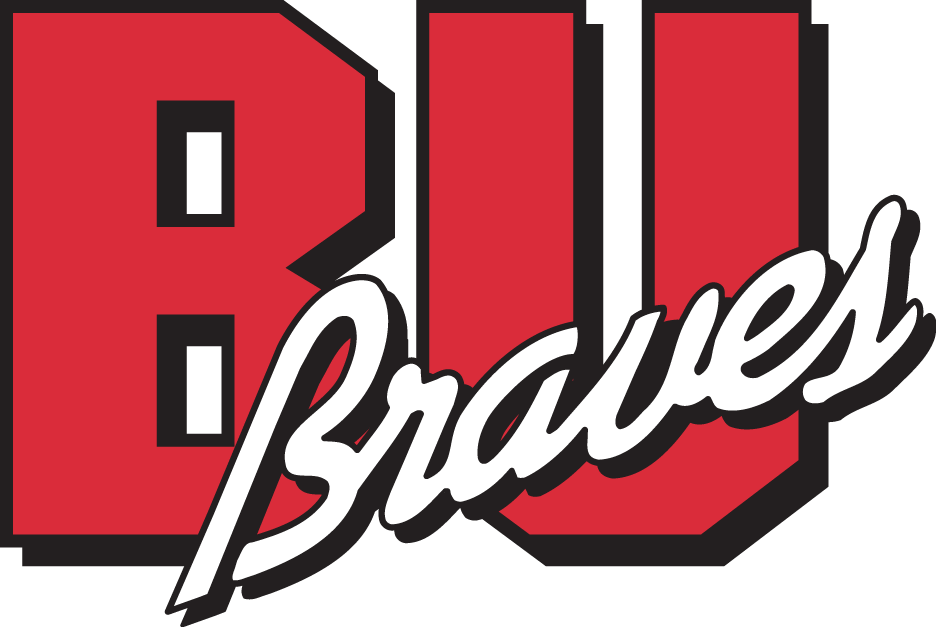 Bradley Braves iron ons
