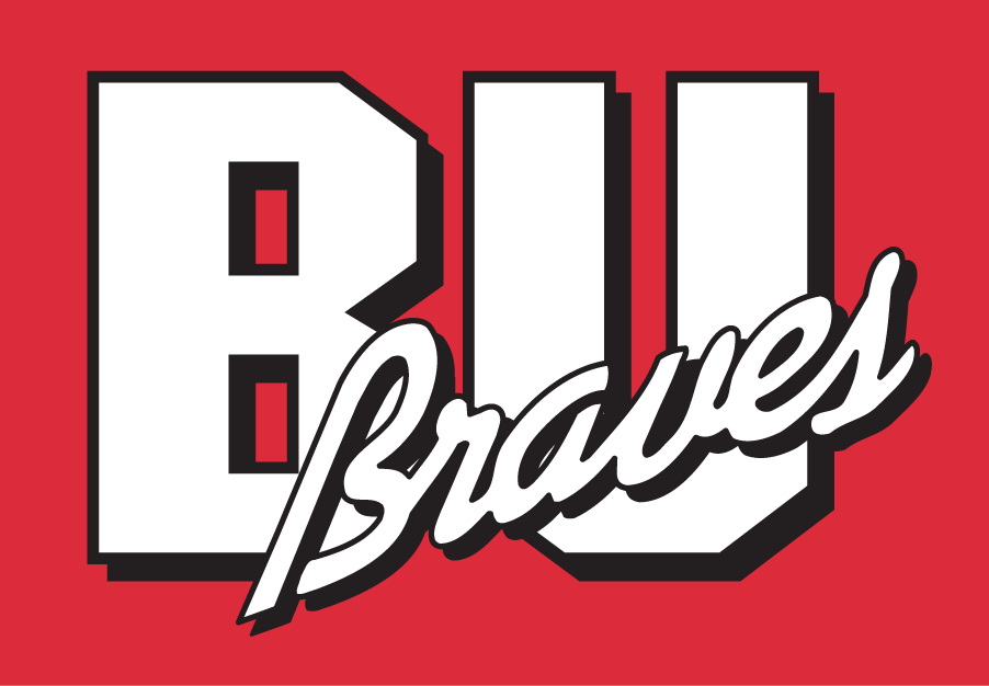 Bradley Braves 1989-2011 Secondary Logo iron on transfers for clothing