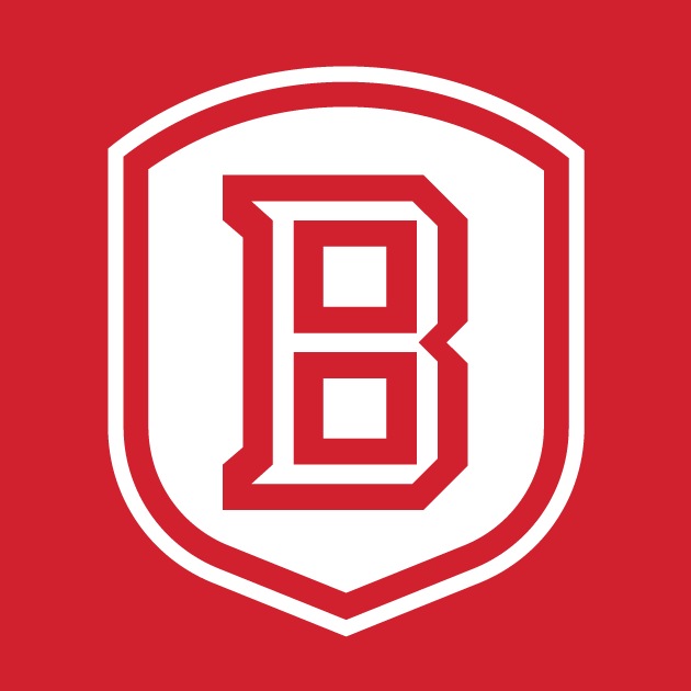 Bradley Braves 2012-Pres Secondary Logo v3 iron on transfers for clothing