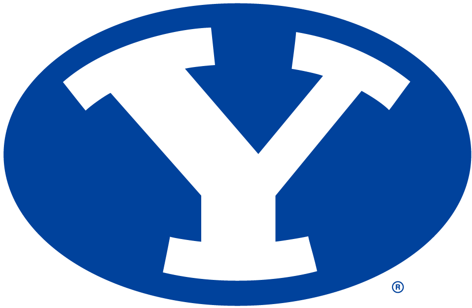 Brigham Young Cougars 1978-1998 Secondary Logo iron on transfers for clothing