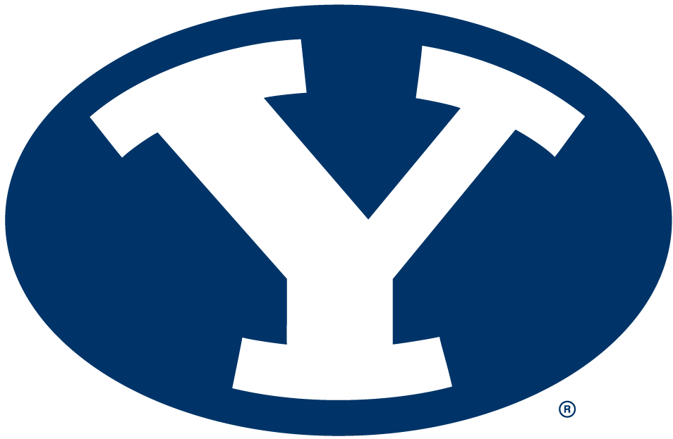 Brigham Young Cougars iron ons