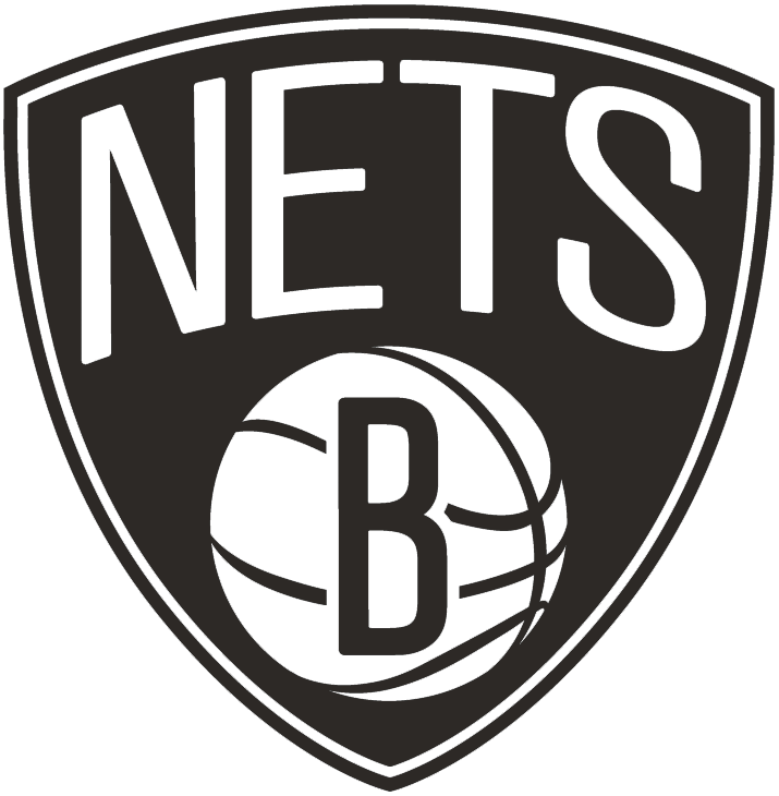 Brooklyn Nets 2012-Pres Alternate Logo iron on transfers for clothing version 2