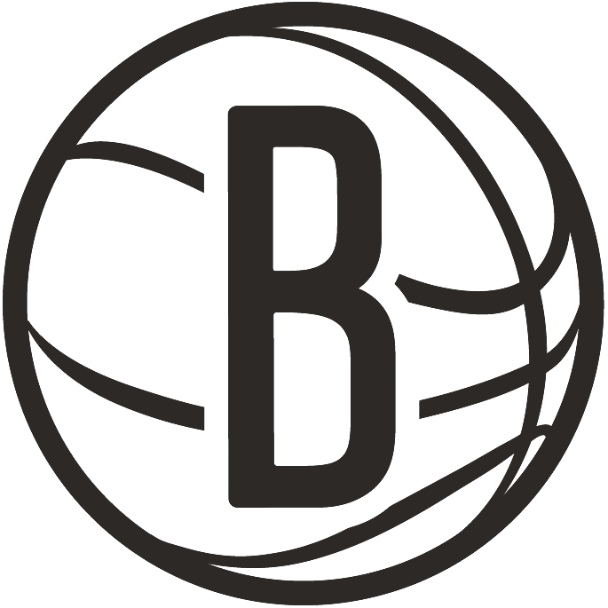 Brooklyn Nets 2012-Pres Alternate Logo iron on transfers for clothing