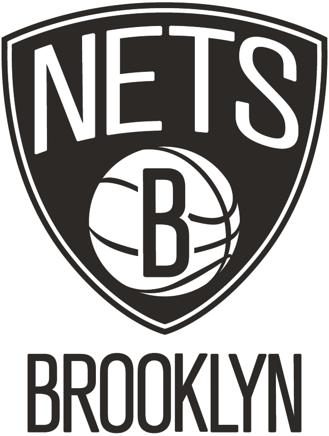 Brooklyn Nets 2012-Pres Primary Logo iron on transfers for clothing