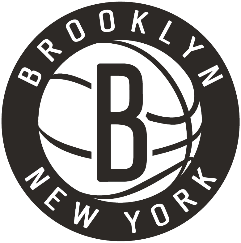 Brooklyn Nets 2012-Pres Secondary Logo iron on transfers for clothing