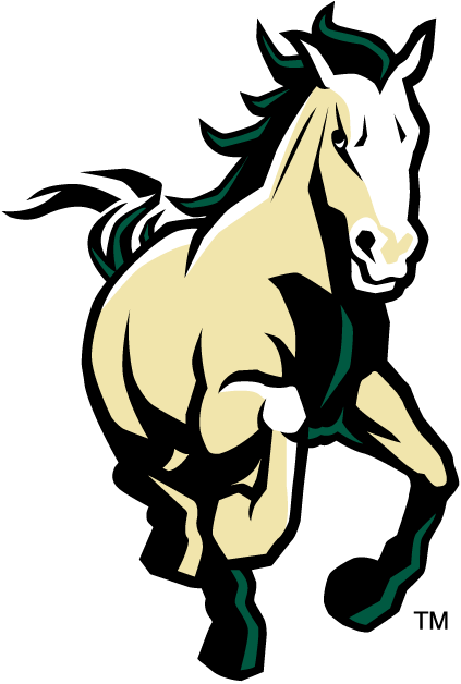 Cal Poly Mustangs 1999-Pres Alternate Logo v2 iron on transfers for clothing