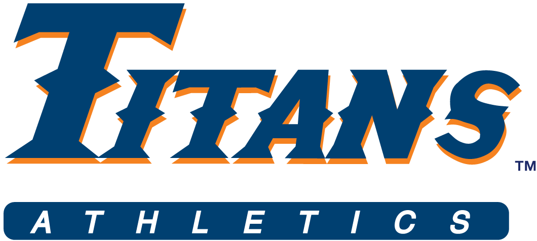 Cal State Fullerton Titans 1992-1999 Wordmark Logo iron on transfers for clothing