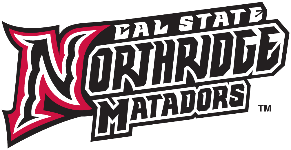 Cal State Northridge Matadors 1999-2013 Wordmark Logo v2 iron on transfers for clothing