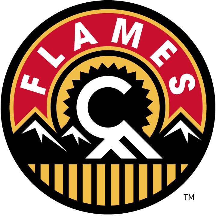 Calgary Flames 2013-2016 Alternate Logo iron on transfers for clothing