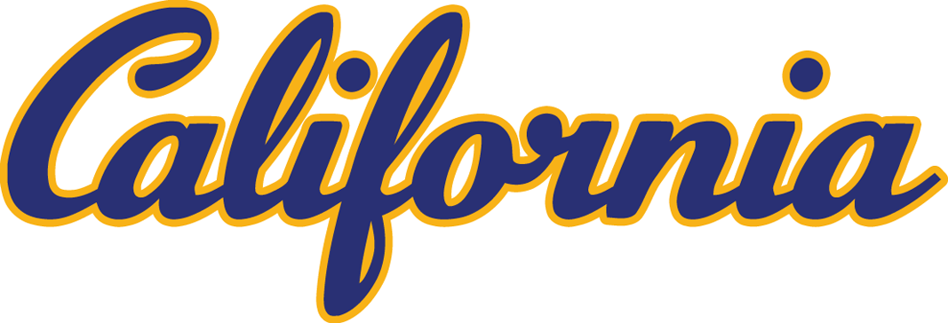California Golden Bears 1992-Pres Wordmark Logo iron on transfers for clothing
