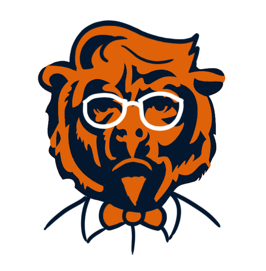 Chicago Bears Hipsters Logo iron on transfers