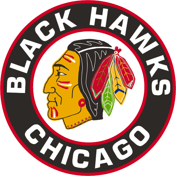 Chicago Black Hawks 1956-1957 Primary Logo iron on transfers for clothing