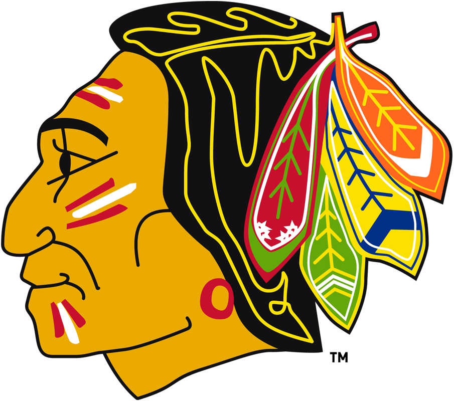 Chicago Black Hawks 1957-1959 Primary Logo iron on transfers for clothing
