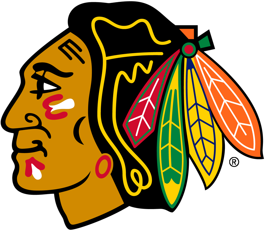 Chicago Blackhawks 1999-Pres Primary Logo iron on transfers for clothing...