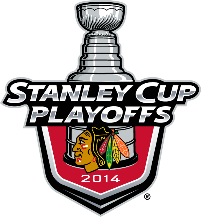 Chicago Blackhawks 2014 Event Logo iron on transfers for clothing