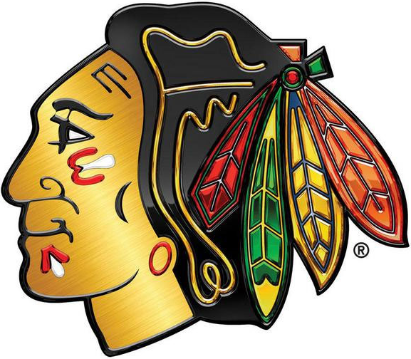 Chicago Blackhawks 2014 Special Event Logo iron on transfers for clothing