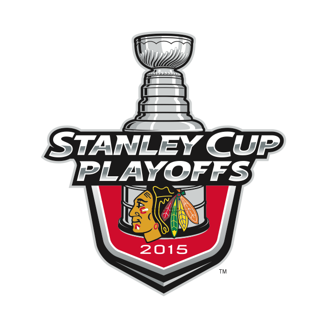 Chicago Blackhawks 2015 Event Logo iron on transfers for clothing