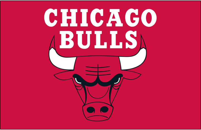 Chicago Bulls 1966-Pres Primary Dark Logo iron on transfers for clothing