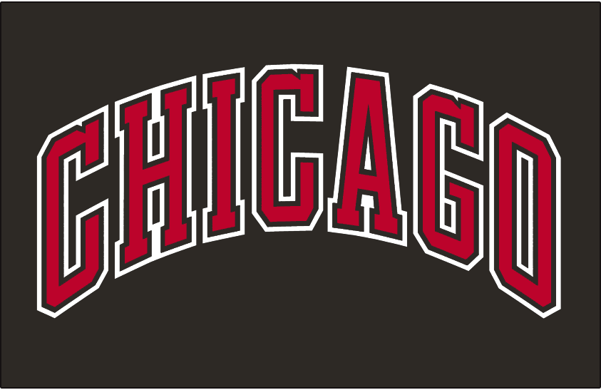 Chicago Bulls 1999-Pres Jersey Logo iron on transfers for clothing