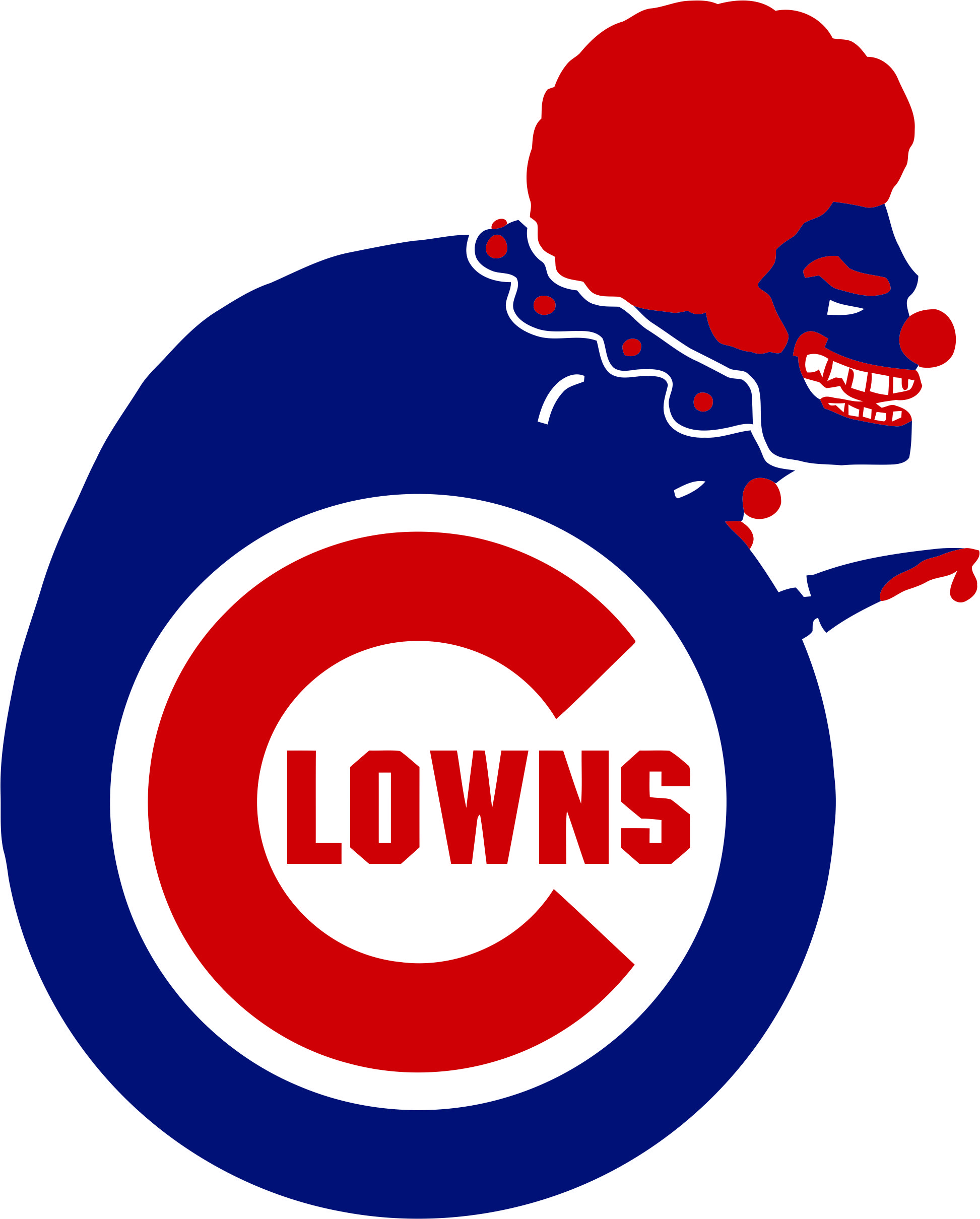 Chicago Cubs Lowns Logo iron on transfers