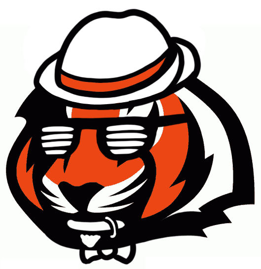 Cincinnati Bengals Hipsters Logo iron on transfers