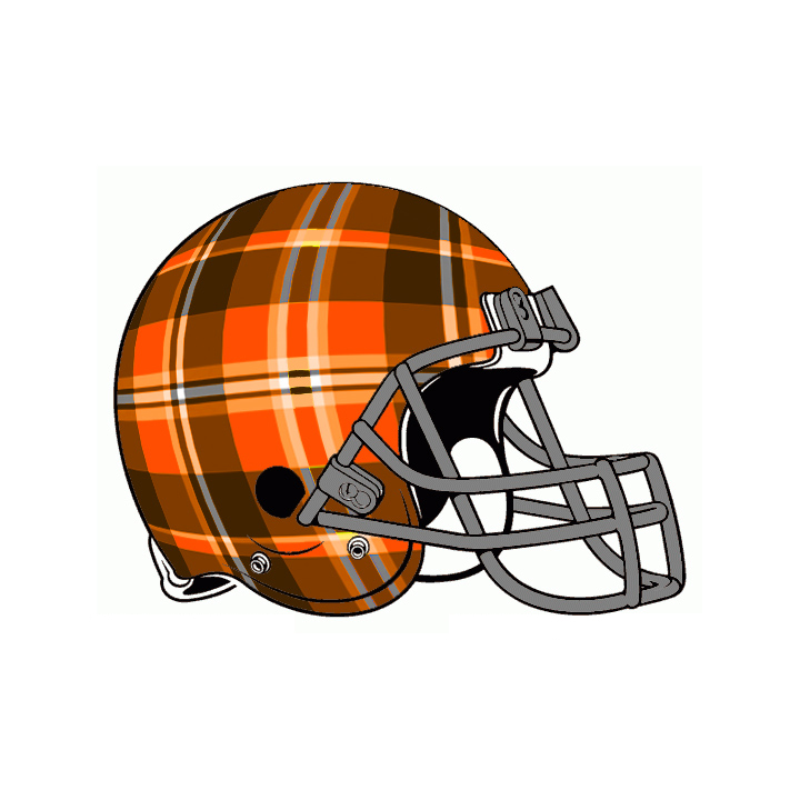 Cleveland Browns Hipsters Logo iron on transfers