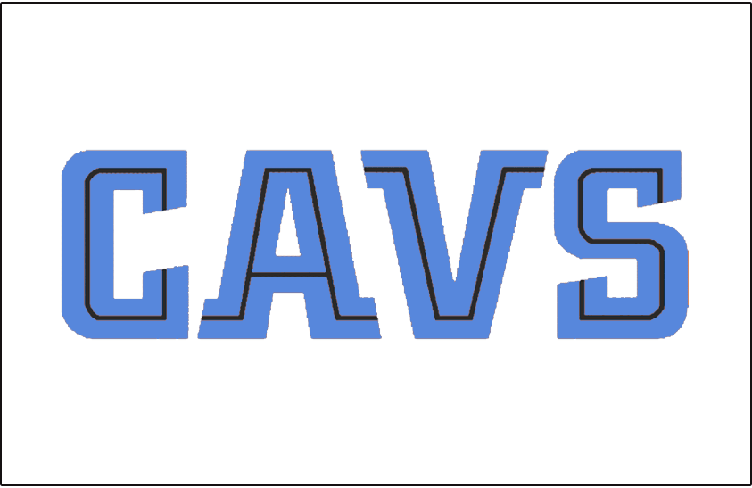 Cleveland Cavaliers 1999-2003 Jersey Logo iron on transfers for clothing version 2
