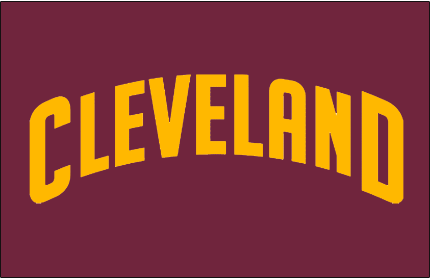 Cleveland Cavaliers 2010-2017 Jersey Logo iron on transfers for clothing version 2