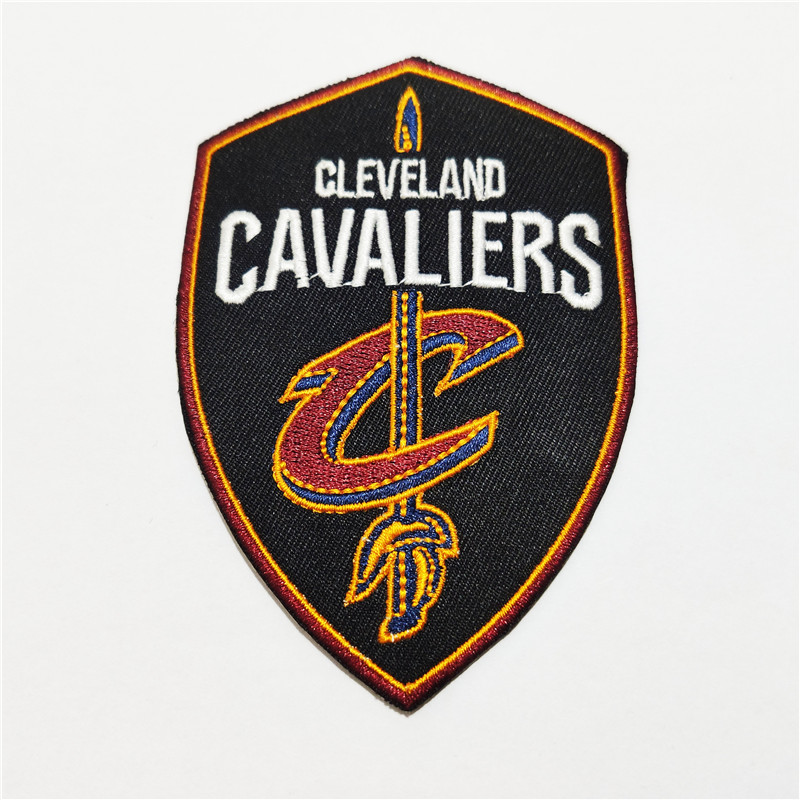 Cleveland Cavaliers Logo Iron-on Patch Velcro Patch 4 inches