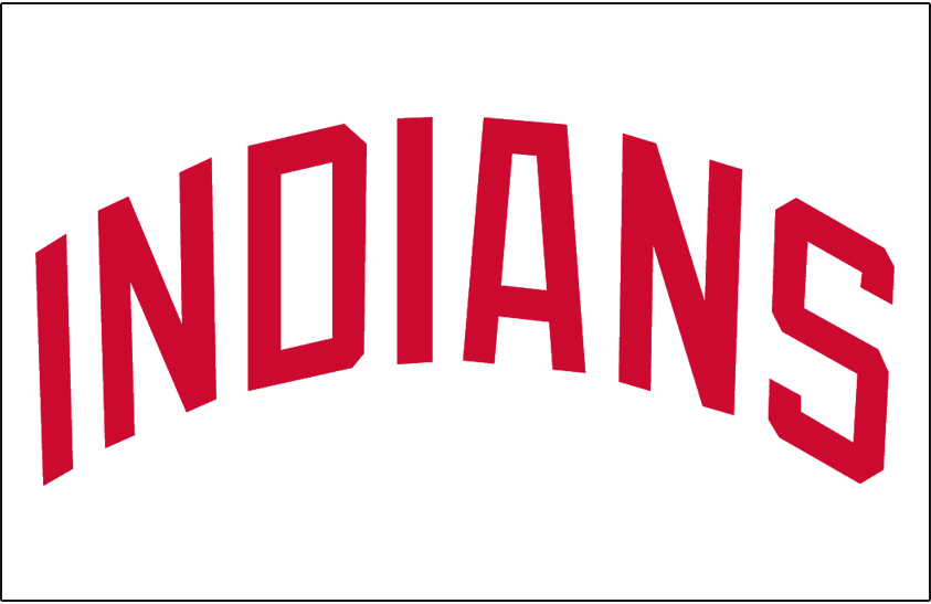 Cleveland Indians 1972 Jersey Logo iron on transfers for clothing