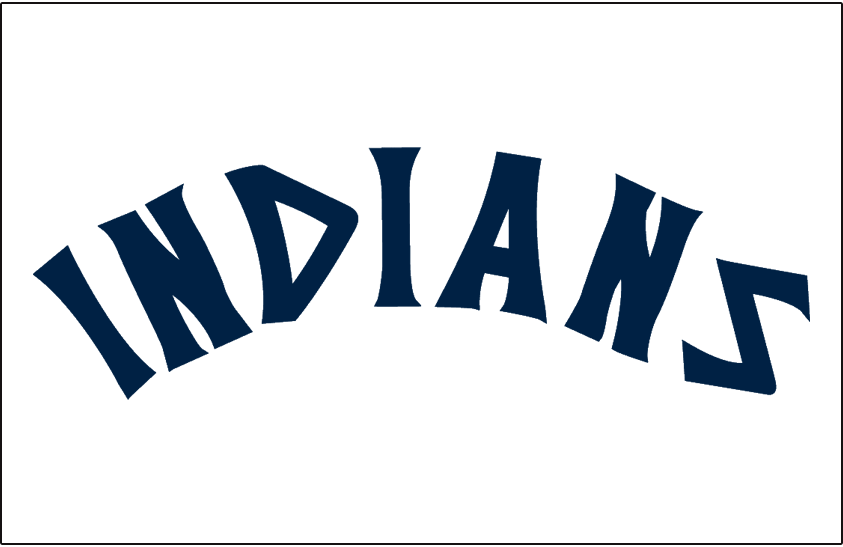Cleveland Indians 1973-1977 Jersey Logo iron on transfers for clothing