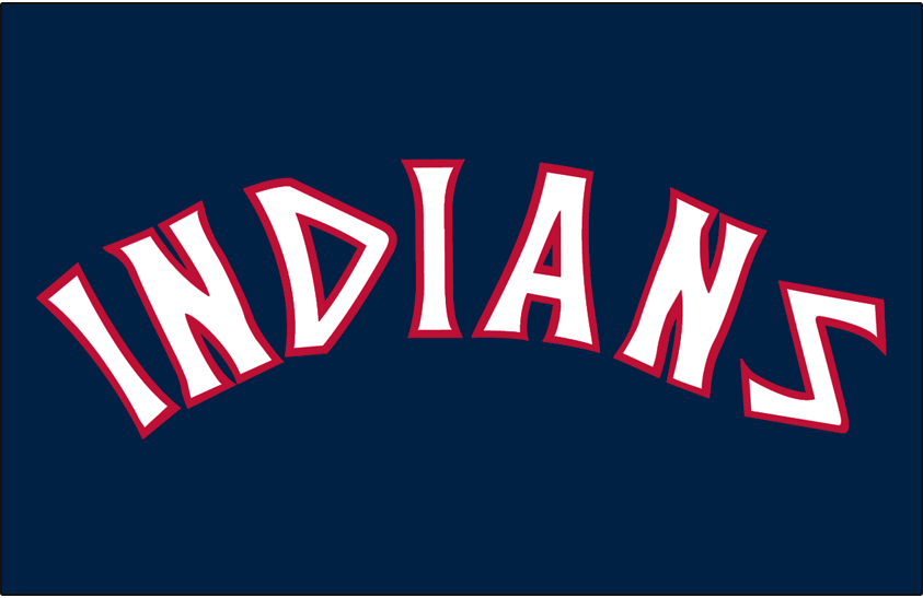 Cleveland Indians 1975-1977 Jersey Logo iron on transfers for clothing