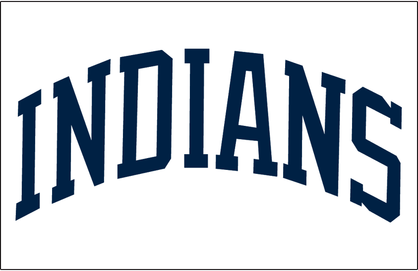 Cleveland Indians 1978-1985 Jersey Logo iron on transfers for clothing