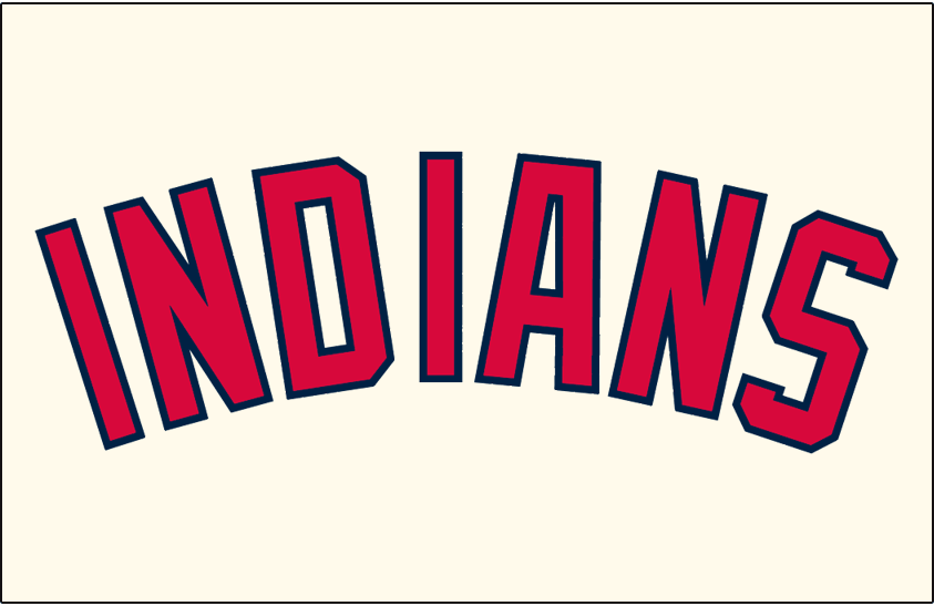 Cleveland Indians 2008-Pres Jersey Logo iron on transfers for clothing